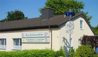 Das Schreberstübchen auf dem Gelände des Kleingärtnervereins Süd e.V. in Osnabrück