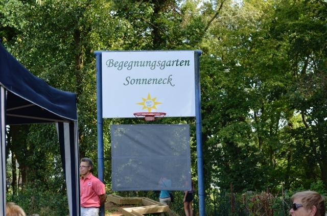 Begegnungsgarten im KGV Süd (Osnabrück)